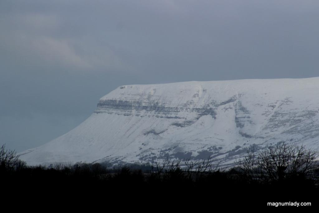 Snowy Benbulben
