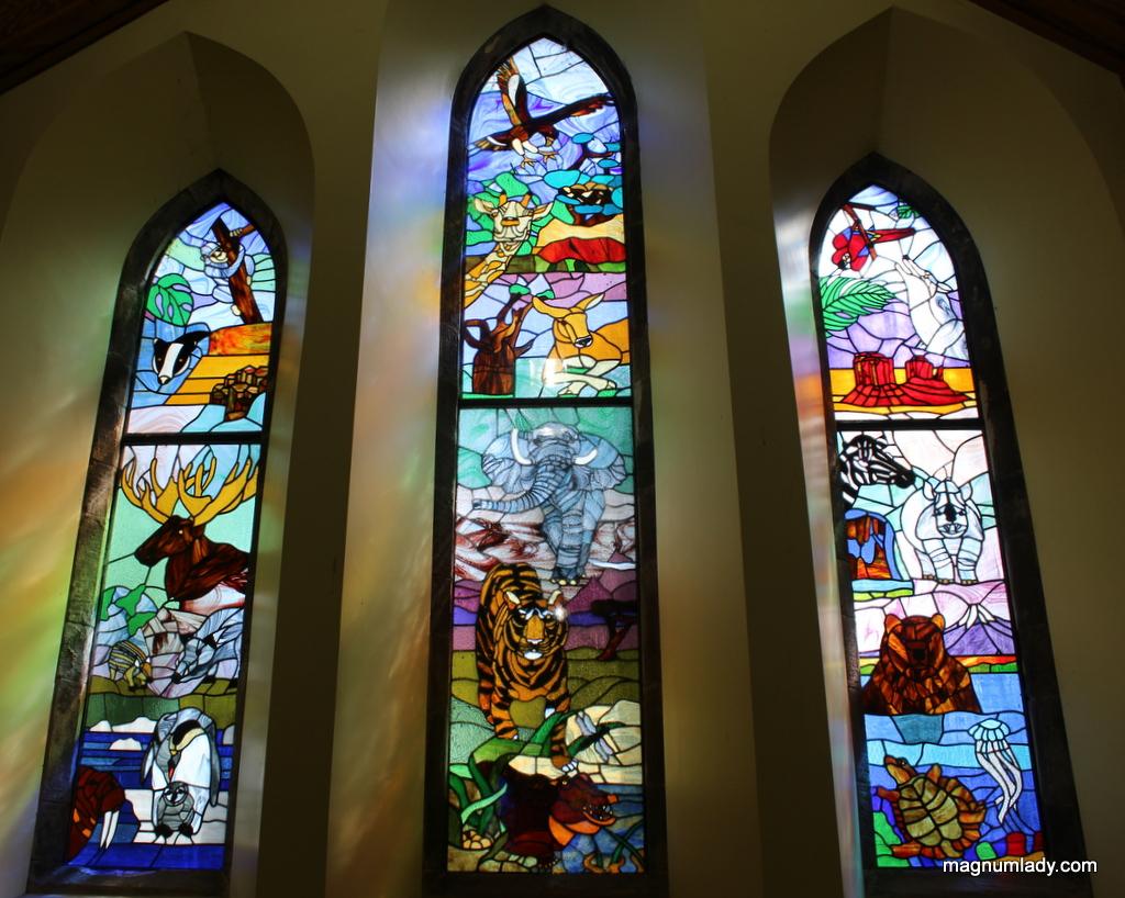 Ballagh Centre Windows