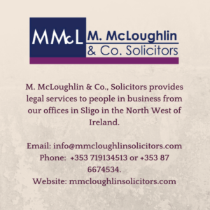 Michelle McLoughlin Solicitor Sligo