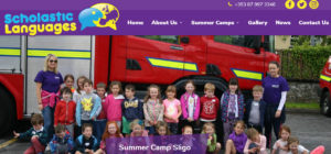 Scholastic Languages Summer Camps Sligo