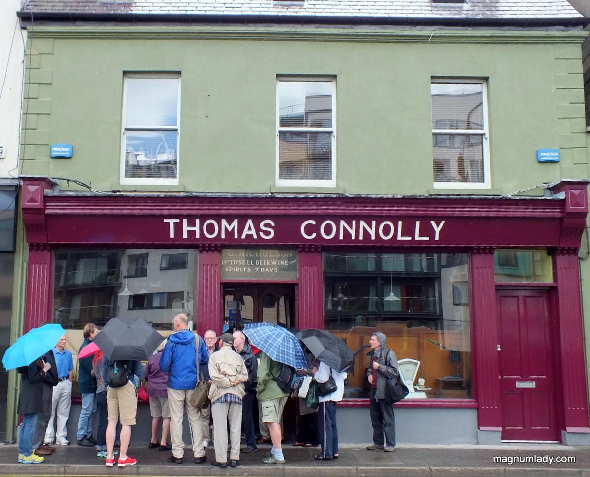 Free Sligo Town Walking Tour