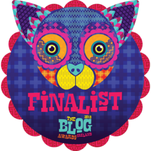 Blog Award Finalist 2018