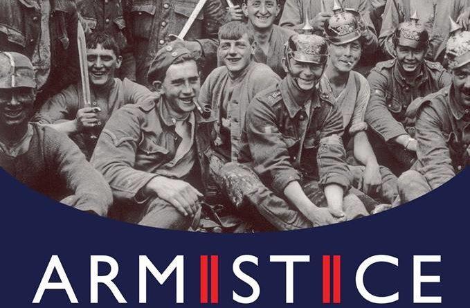 Blue Raincoat Theatre Armistice Day Sligo