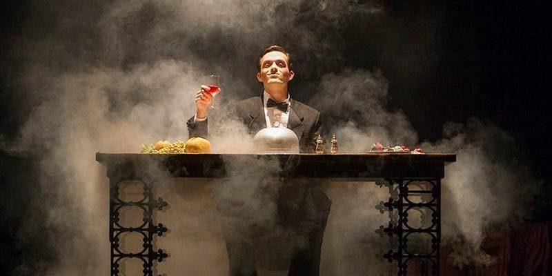 Dracula Dinner in Osta Sligo