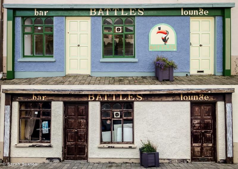 Battles Bar Dromore West, Sarah Sexton