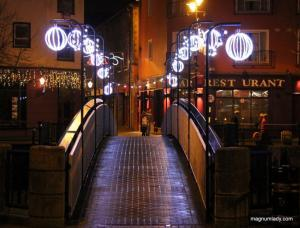 Christmas Lights in Sligo