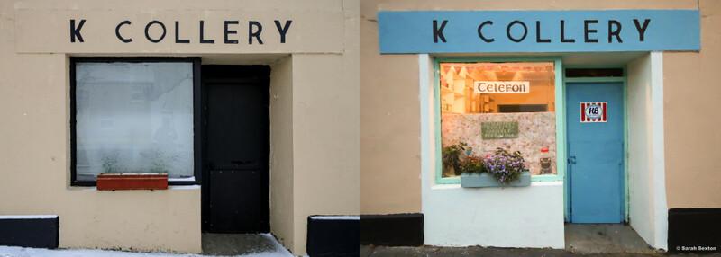 Collery's Shop, Coolaney Sarah Sexton