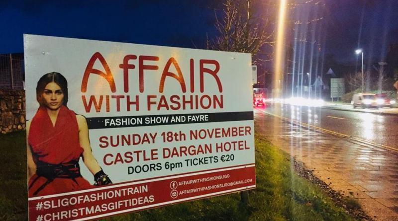 Affair with Fashion. Sligo Fashion Show