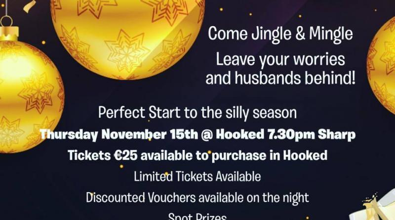 Hooked Festive Ladies Night