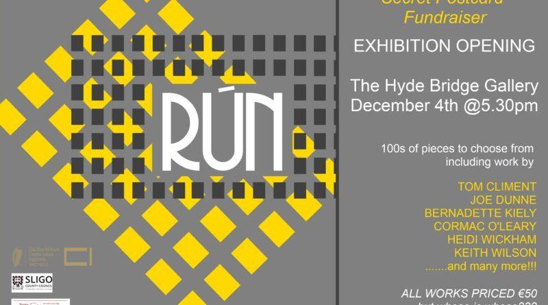 Secret art exhibition in Sligo set to delight gallery goers