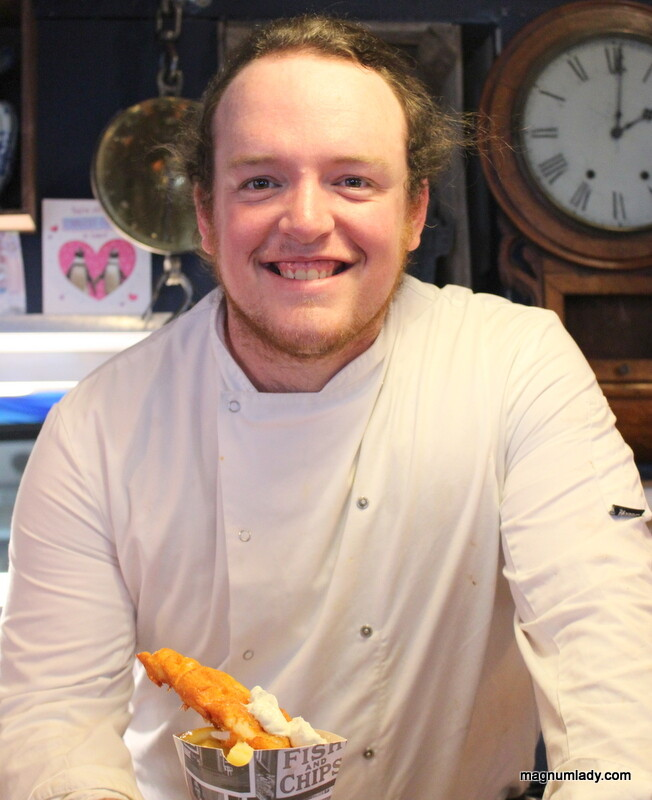 Joe McGlynn - Hooked Head Chef