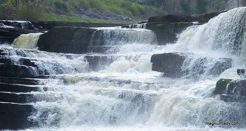 Ballisodare Falls